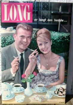 Celluloidskilt ca. 1960